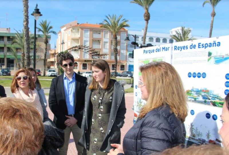 <span style='color:#780948'>ARCHIVED</span> - 580,000-euro facelift for Lo Pagán seafront in preparation for summer 2018