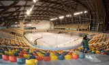 Cartagena sports pavilion moves closer to opening