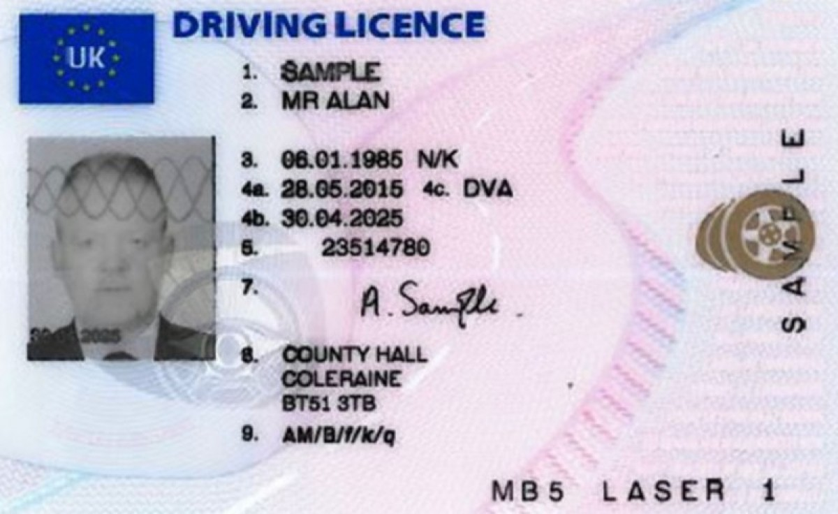 Doubts raised over UK driver's licence validity in the EU post-Brexit