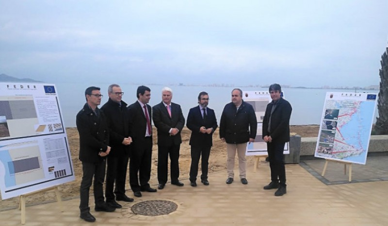 Three Mar Menor boat launch and landing sites planned in Cartagena