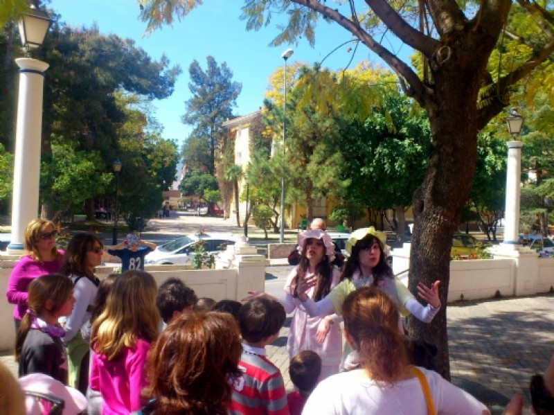 20th May Alhama de Murcia: FREE theatrical tour of the historical sights of the town