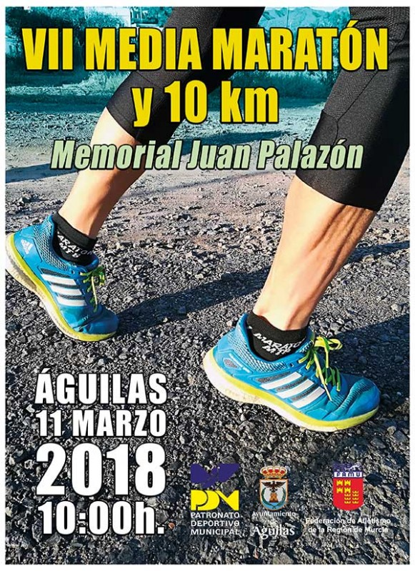 What's on in Águilas during March 2018