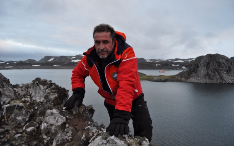 Frigate captain dies after falling into the Antarctic from Cartagena-based research ship