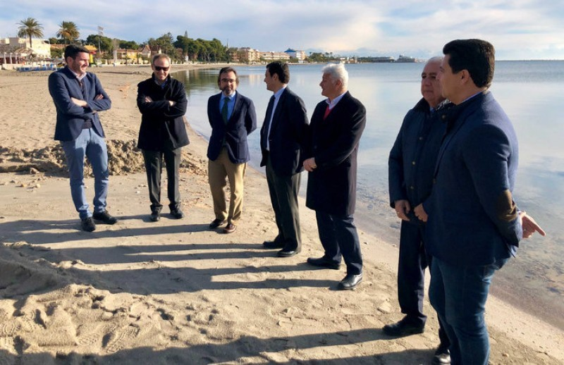 Bids invited for contracts to build 4 boat and jetski launch ramps in the Mar Menor