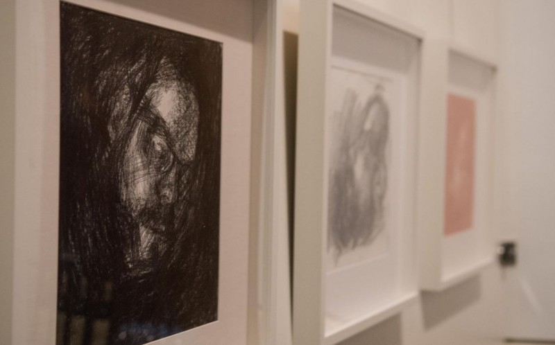 Until 15th April, charcoal drawings exhibition at the Palacio Consistorial in Cartagena