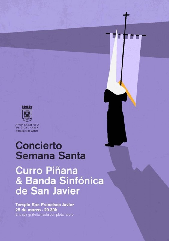 25th March, free flamenco and religious music concert for Easter in San Javier