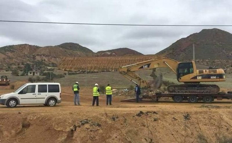Opposition emerges to Mazarrón mine clean-up plan