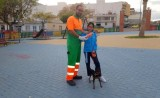 Campaign continues to eradicate doggy smells from the streets of Águilas
