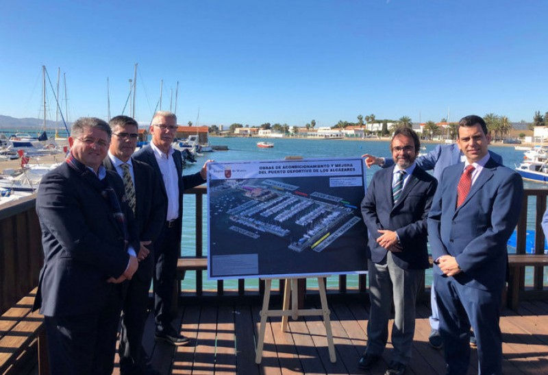Los Alcázares marina management and upgrade contract put out to tender