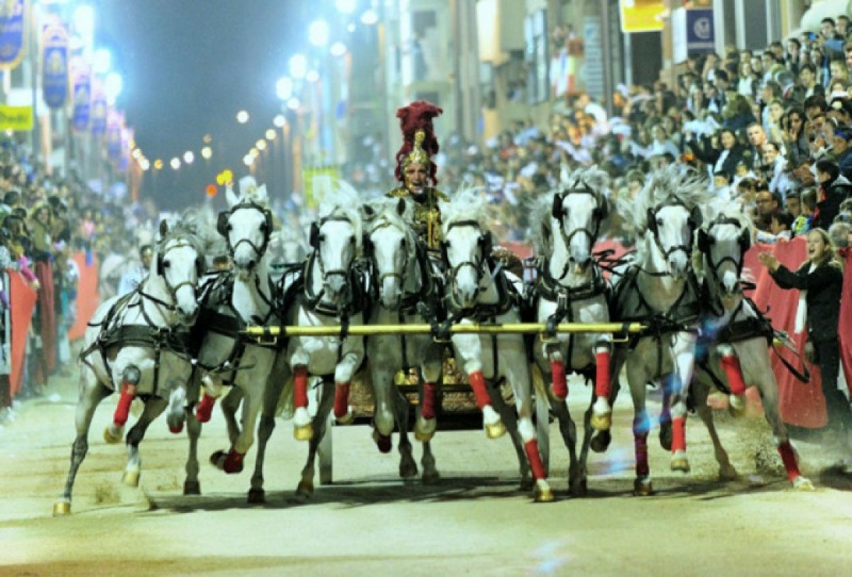 Suggestions for Semana Santa week in the Murcia Region 23rd March to 1st April 2018