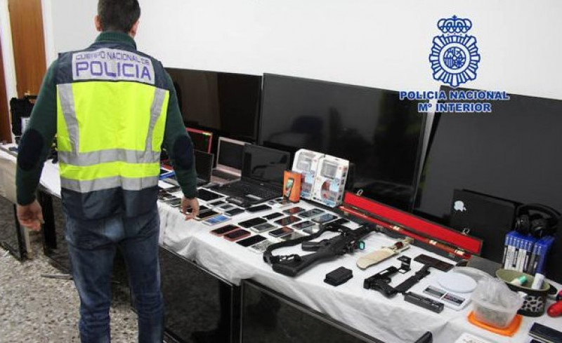 12 arrested after at least 68 burglaries in the outskirts of Murcia