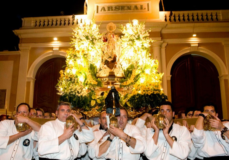 23rd March to 1st April, Semana Santa 2018 in Cartagena
