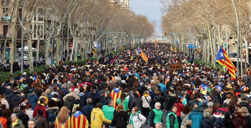Former Catalan president arrested at last in Germany