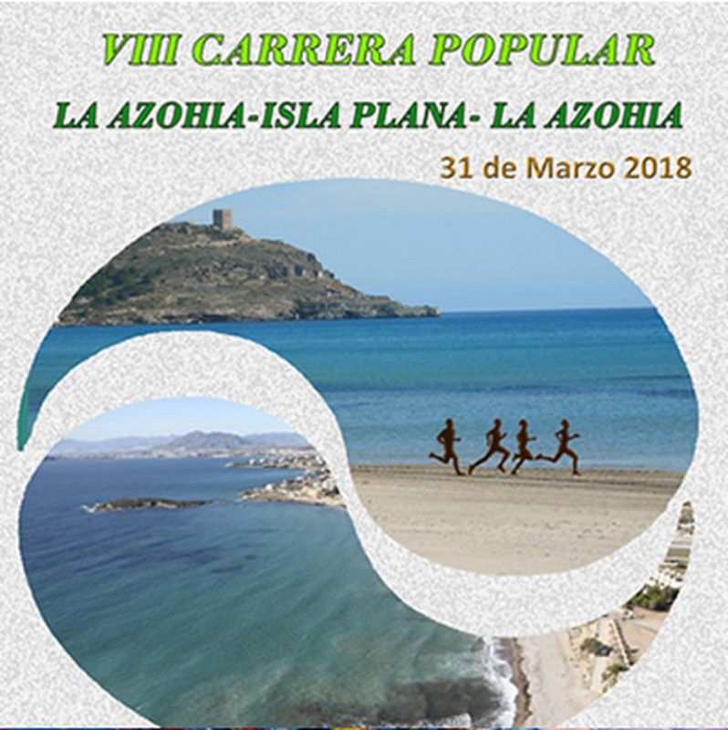 <span style='color:#780948'>ARCHIVED</span> - 31st March Running race between La Azohía and Isla Plana