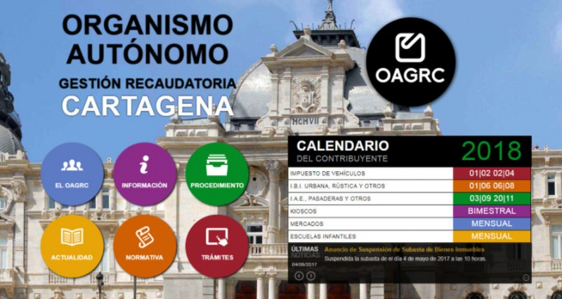 <span style='color:#780948'>ARCHIVED</span> - Car and motorcycle owners in the municipality of Cartagena: check your road tax is paid!