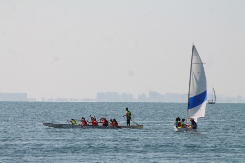 <span style='color:#780948'>ARCHIVED</span> - Costa Cálida schoolchildren offered subsidised watersports