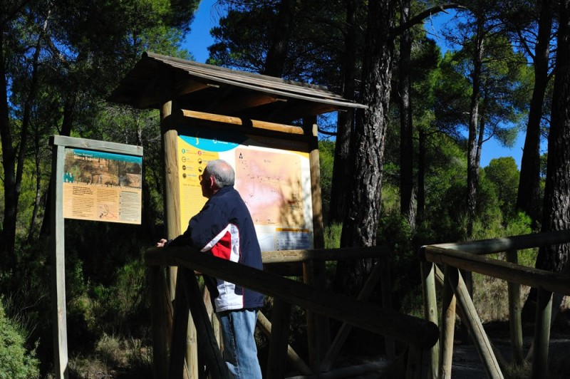 21st April Family literary activity in the El Valle natural park in Murcia city