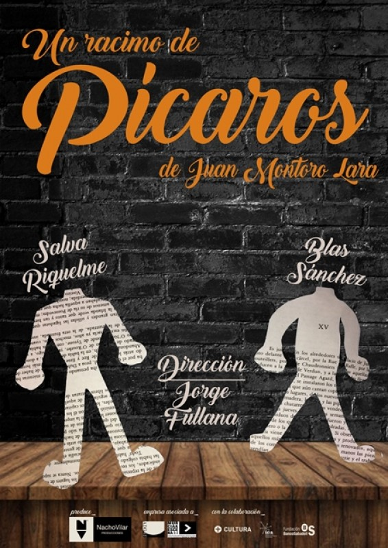 19th April Theatre in Águilas: Un Racimo de Picaros