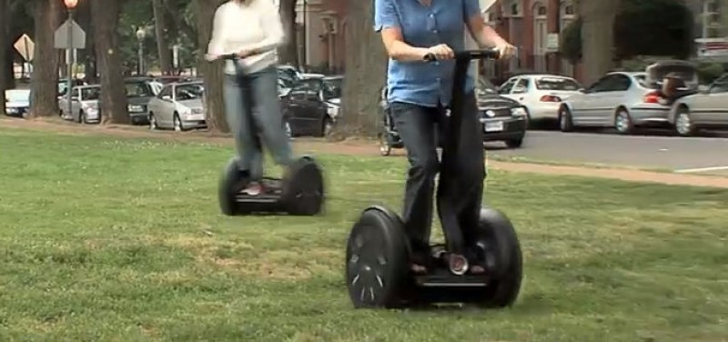 Basque man faces charges after drug-related Segway accident
