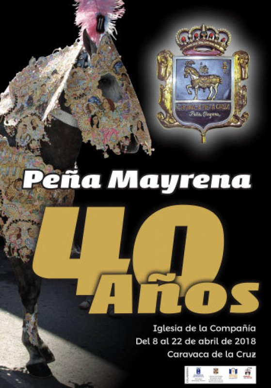 8th to 22nd April, Peña Mayrena wine horses exhibition in Caravaca de la Cruz