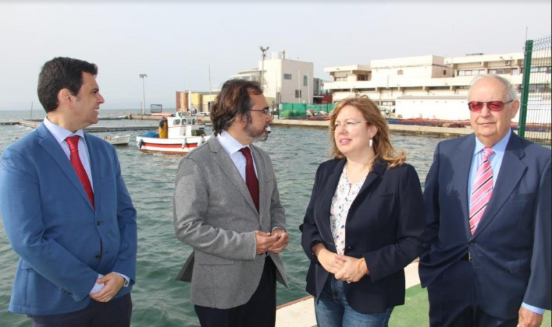 Lo Pagán port enlargement will allow more ferry services to and from La Manga