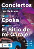 28th April free music in the open-air in Los Alcázares