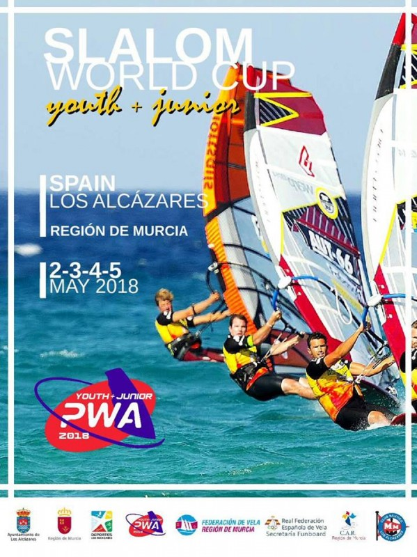 <span style='color:#780948'>ARCHIVED</span> - 2nd to 5th May Slalom World Cup Los Alcázares