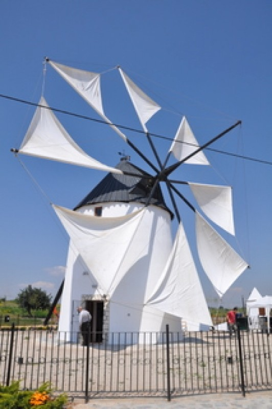 29th April Free ENGLISH language guided tour of Pasico windmill in Torre Pacheco