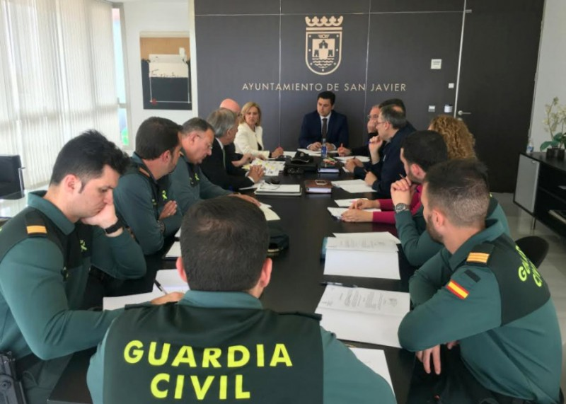 Security and traffic plans being drawn up for San Javier air show in June