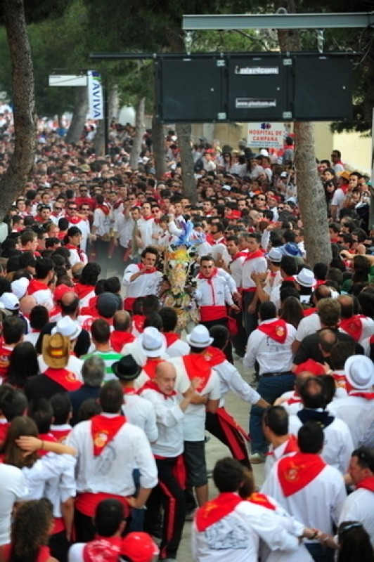 <span style='color:#780948'>ARCHIVED</span> - 24th April to the 5th May Fiestas of the Santísima y Vera Cruz in Caravaca de la Cruz 2018