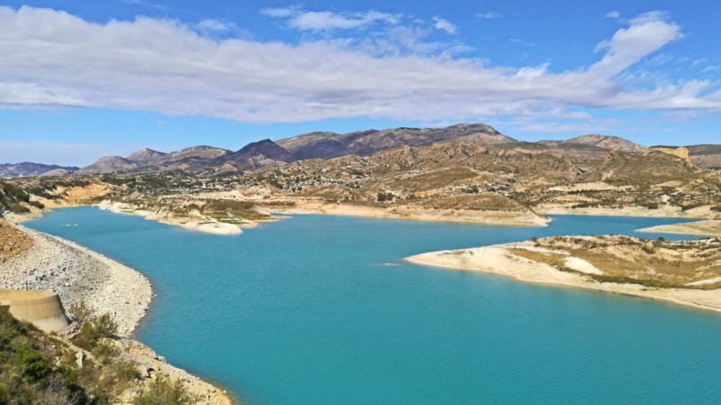 Water is on its way to the Region of Murcia at last!