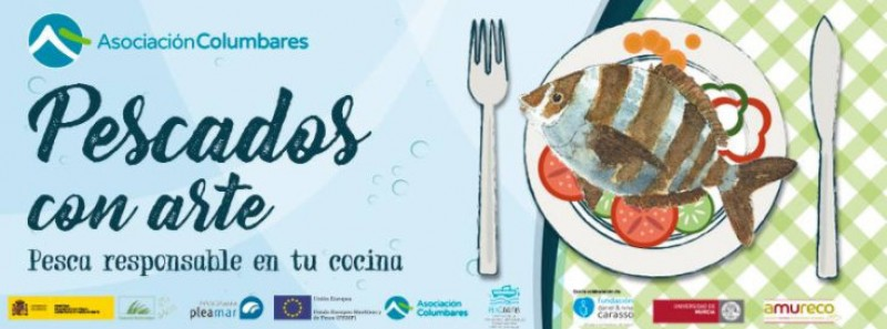 21st April, free show-cooking event in Águilas to promote sustainable fish consumption