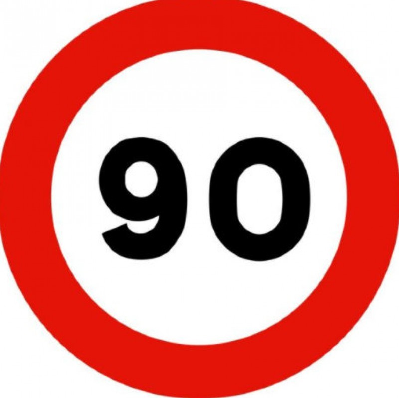 Spanish traffic authorities consider main road speed limit reduction from 100 to 90