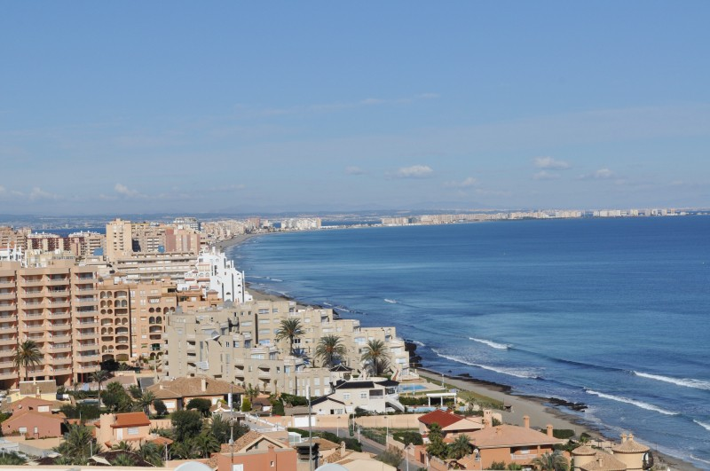 Property rental prices rising all over Murcia, most sharply in La Manga del Mar Menor