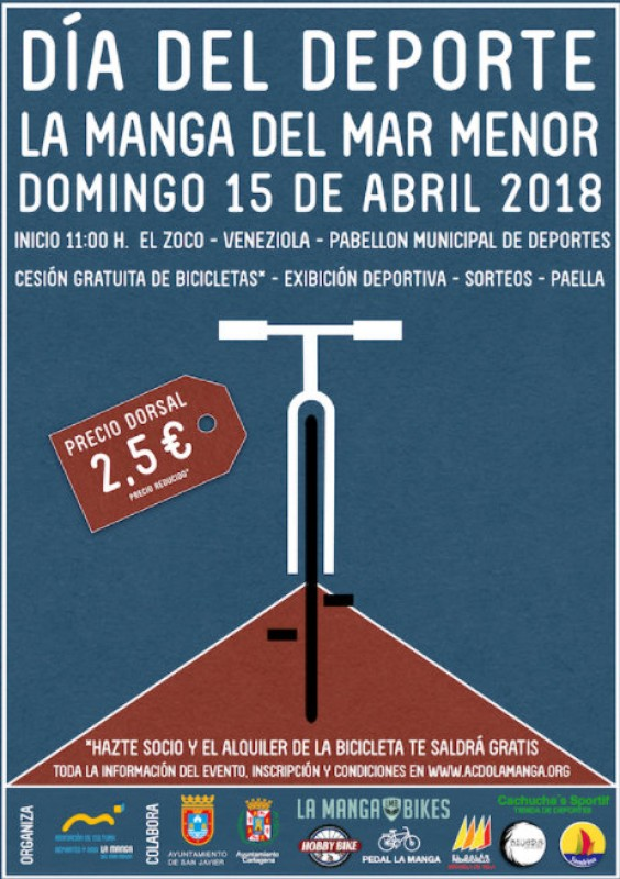 13th to 22nd April: what's on in the municipality of San Javier
