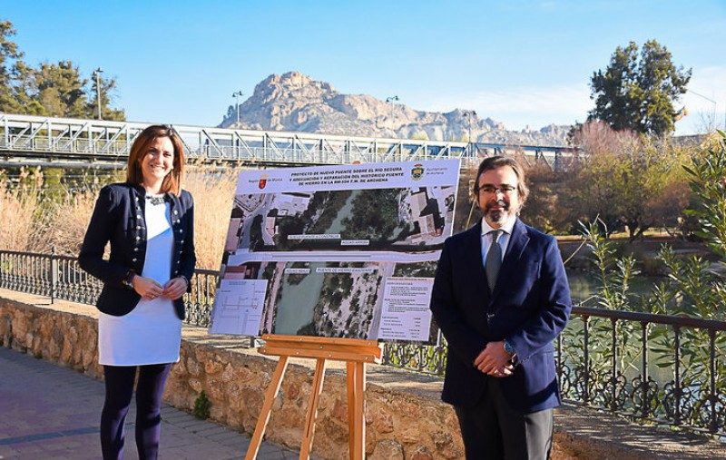 20 bidders for contract to build new bridge over the Segura in Archena