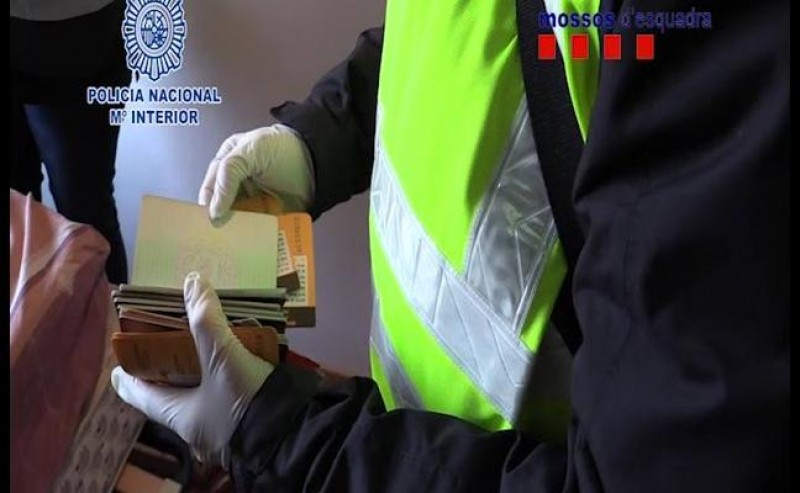 46 arrested as police bust sub-Saharan driving licence scammers