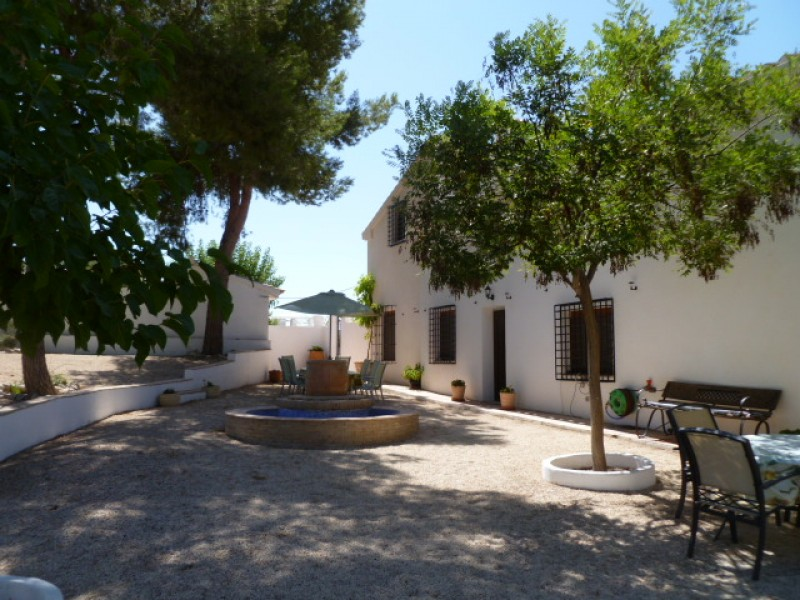Casa Pedro Barrera, luxury Bed and Breakfast accomodation at affordable prices in north-west Murcia