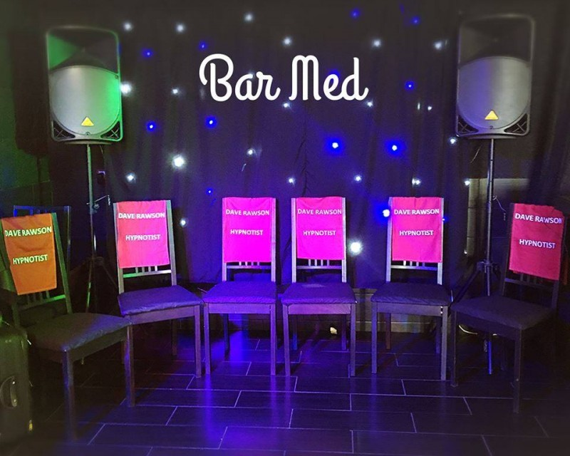 Bar Med in Puerto de Mazarrón, great views, great food and cabaret entertainment in El Alamillo