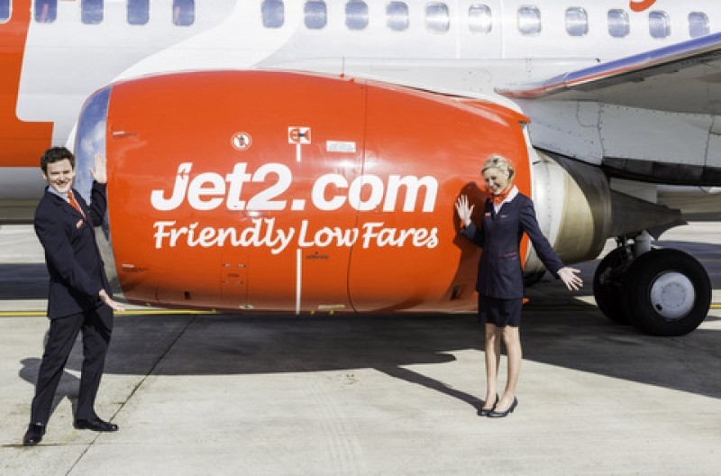 It's official: Jet2.com announces take off at Corvera Airport