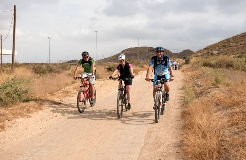 <span style='color:#780948'>ARCHIVED</span> - 80-kilometre greenway from Totana to Caravaca will link the north-west and the Campo de Cartagena