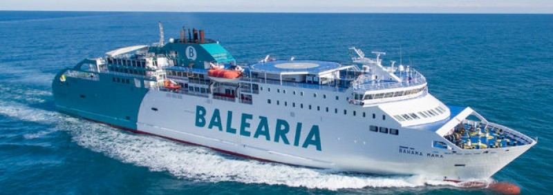 <span style='color:#780948'>ARCHIVED</span> - Proposed Cartagena-Balearics ferry service gains regional parliament backing