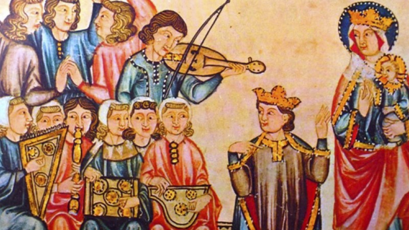 <span style='color:#780948'>ARCHIVED</span> - 16th May free concert Murcia City: Mediaeval music from the books of Alfonso X