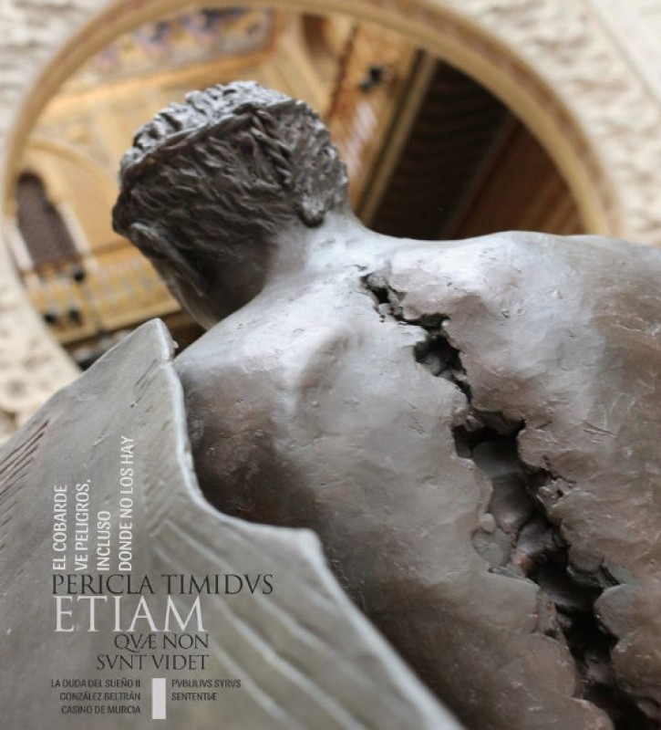 Until 28th August, photography of classical Mediterranean art at the Roman Theatre Museum in Cartagena