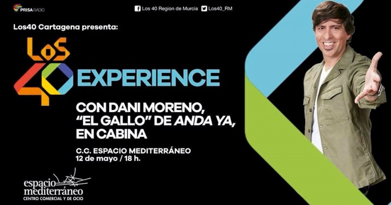 <span style='color:#780948'>ARCHIVED</span> - 12th and 13th May free youth entertainment at Espacio Mediterráneo in Cartagena