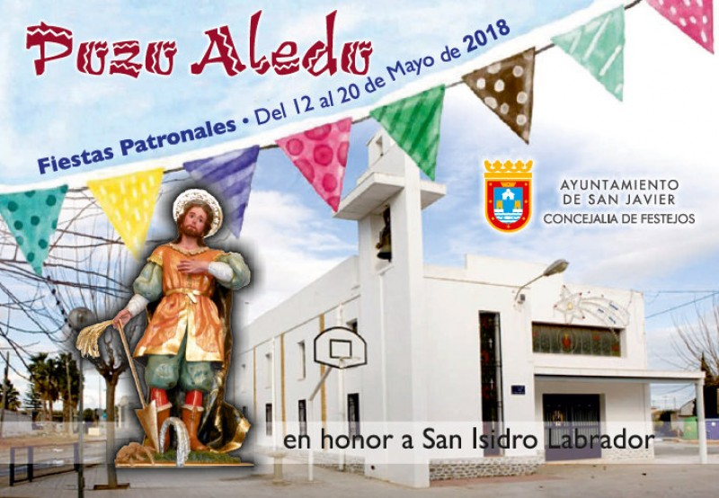 12th to 20th May, annual fiestas in Pozo Aledo (San Javier)