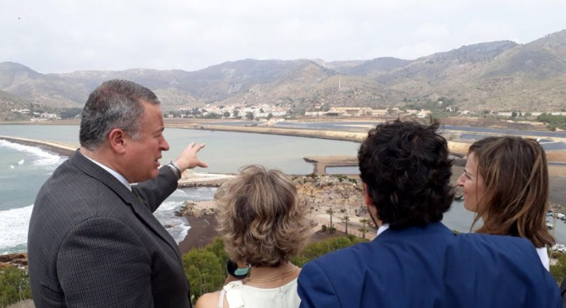 <span style='color:#780948'>ARCHIVED</span> - Portmán regeneration project may last longer than originally planned