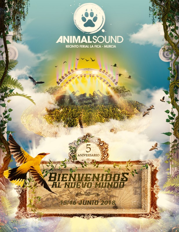 <span style='color:#780948'>ARCHIVED</span> -  15th and 16th June Animalsound Festival Murcia