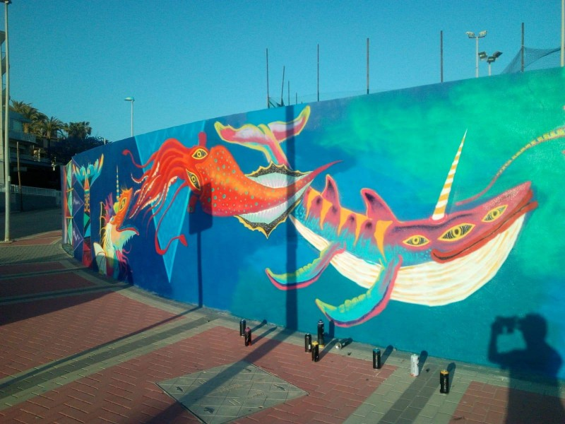 Bright new look for CIMAR in Águilas