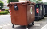 Pilot scheme for brown vegetable and animal waste containers in 4 municipalities